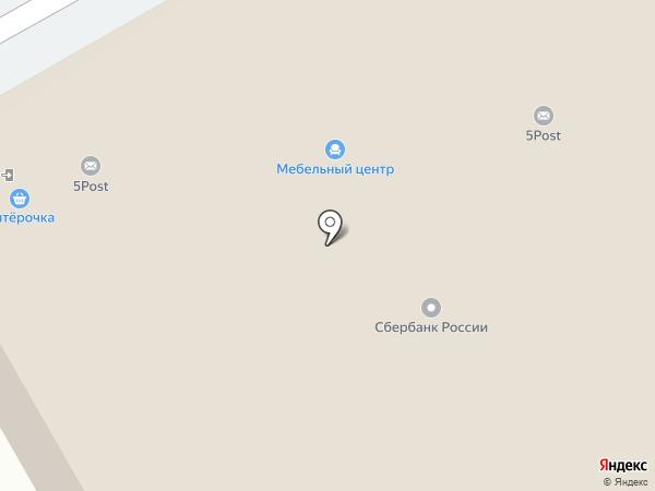 Lorena на карте Тобольска