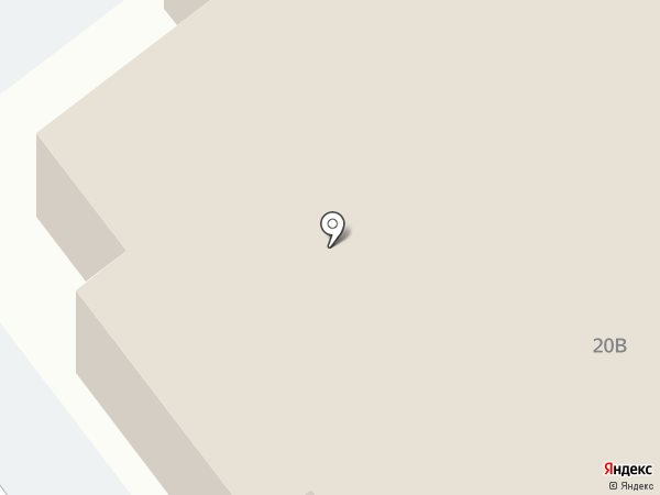 Шиномонтажный центр на карте Тобольска
