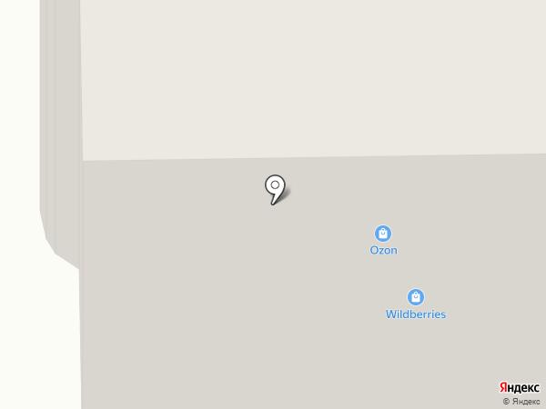 Вета на карте Тобольска