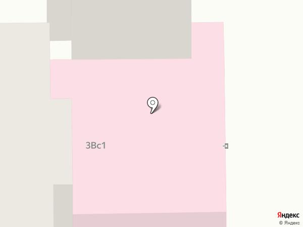 Городская стоматологическая поликлиника на карте Тобольска