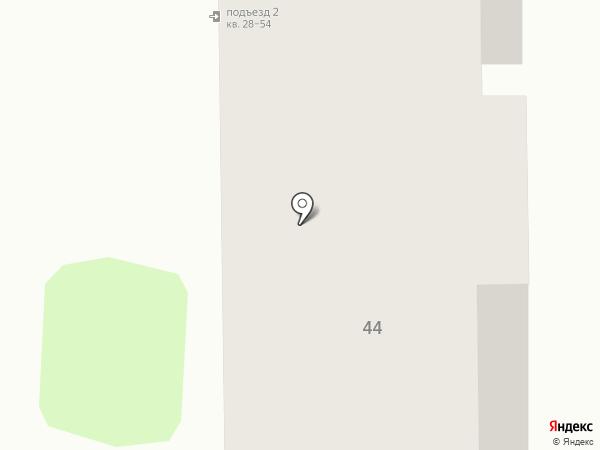 Вариант на карте Тобольска