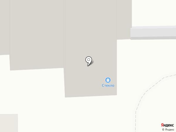 Магазин стекла на карте Тобольска