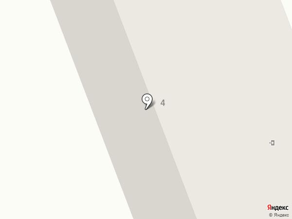 Спортивный комплекс на Нагорной на карте Тобольска