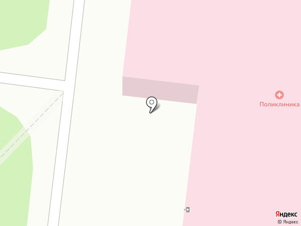 Городская поликлиника на карте Тобольска