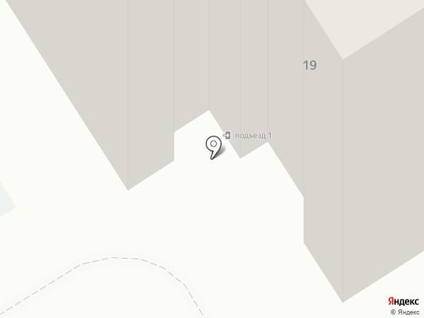 Библиотека №7 на карте Тобольска