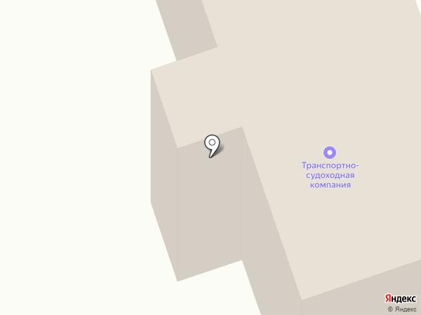 Орион на карте Тобольска