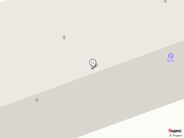 Магнит на карте Тобольска