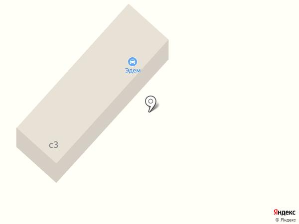 Импульс на карте Тобольска