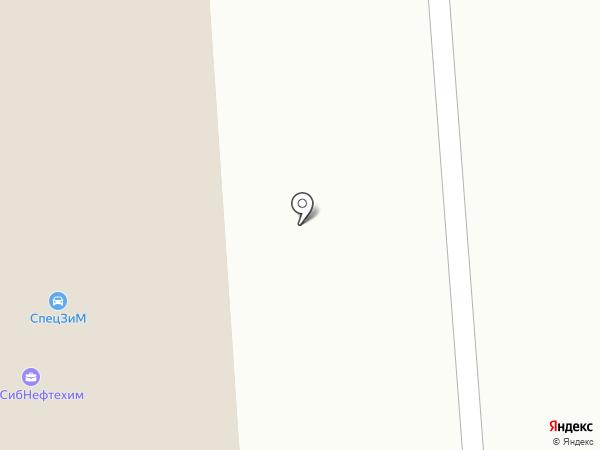 СИБУР Холдинг, ПАО на карте Тобольска