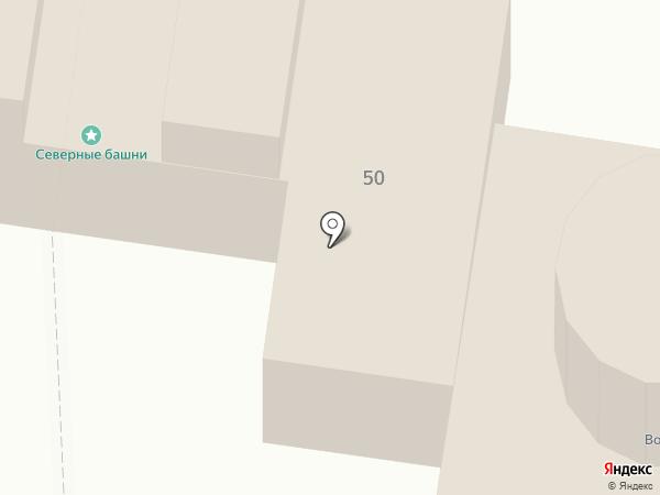 Абалак на карте Абалака