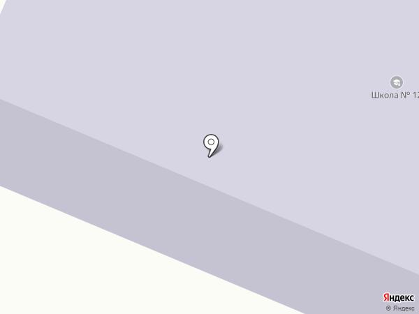 Средняя общеобразовательная школа №10 с дошкольным отделением на карте Нефтеюганска