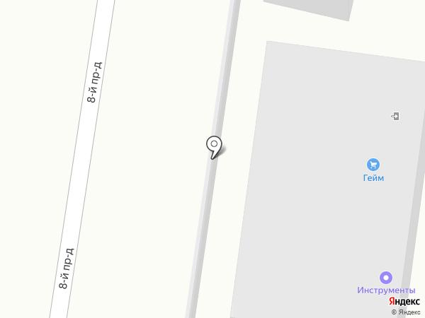 РемСтройГарантН на карте Нефтеюганска