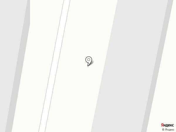 Югансксевертранс на карте Нефтеюганска