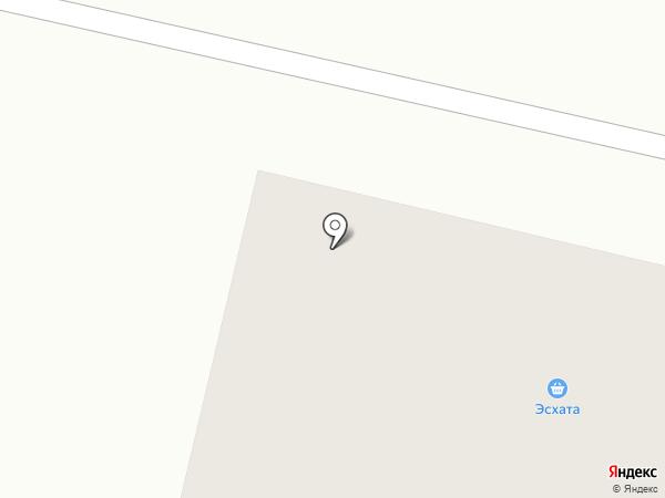 ЭСХАТА на карте Нефтеюганска