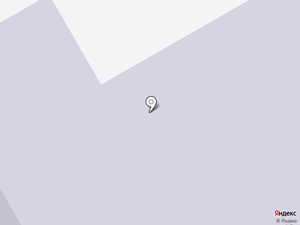 Средняя общеобразовательная школа №14 на карте Нефтеюганска