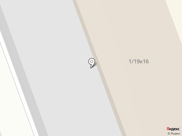 Оскар на карте Нефтеюганска