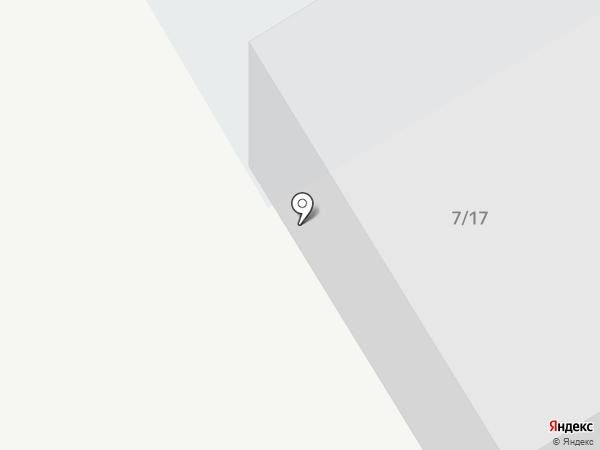 Спутник на карте Нефтеюганска