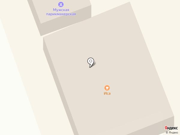 ИСА на карте Нефтеюганска