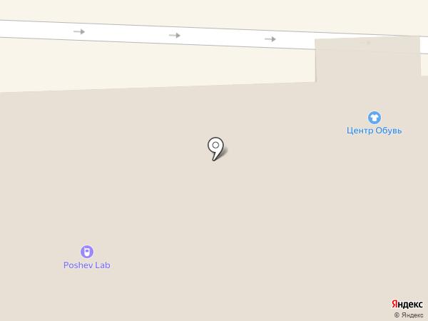 Бомба на карте Нефтеюганска