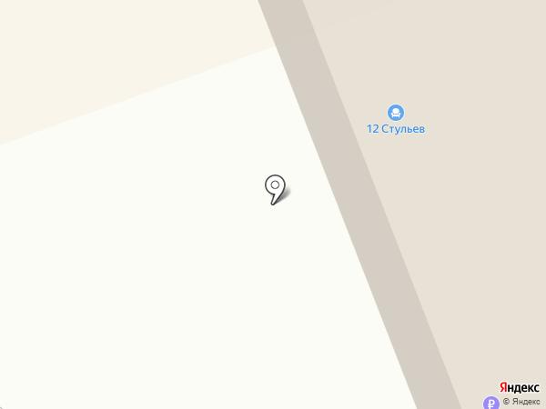 Банкомат, Запсибкомбанк, ПАО на карте Нефтеюганска