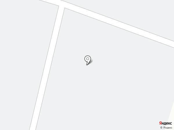 Автостоянка на ул. 11-й микрорайон на карте Нефтеюганска