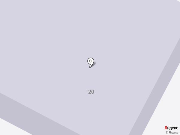 Средняя общеобразовательная школа №7 с дошкольным отделением на карте Нефтеюганска