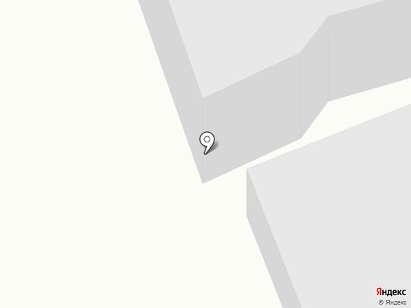 Cтиль на карте Нефтеюганска