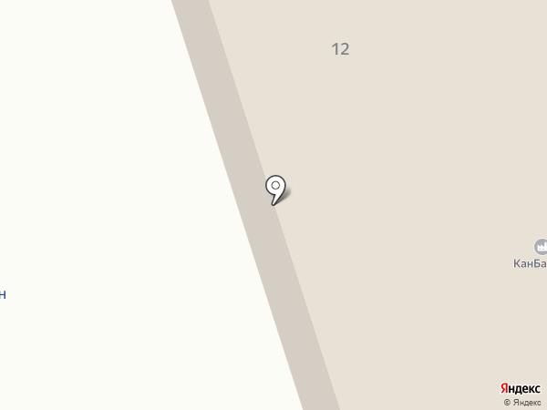 Ореал на карте Нефтеюганска