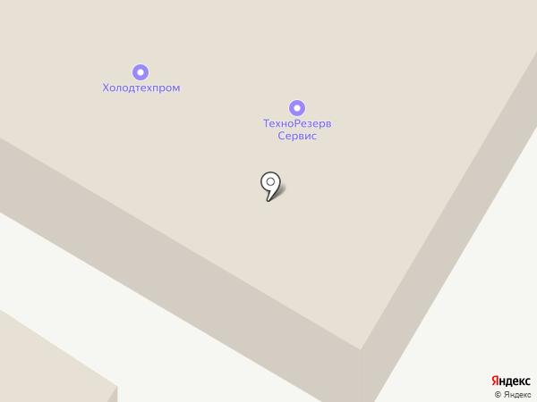 ТехноРезерв на карте Нефтеюганска