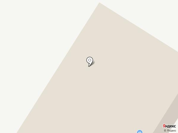 Автомойка на карте Нефтеюганска