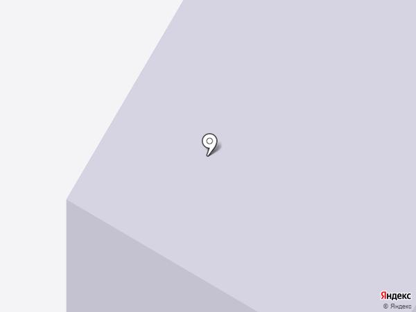 НИК на карте Нефтеюганска