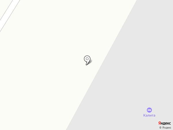 Калита на карте Нефтеюганска