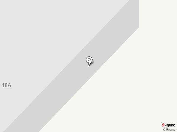 Рубин на карте Нефтеюганска