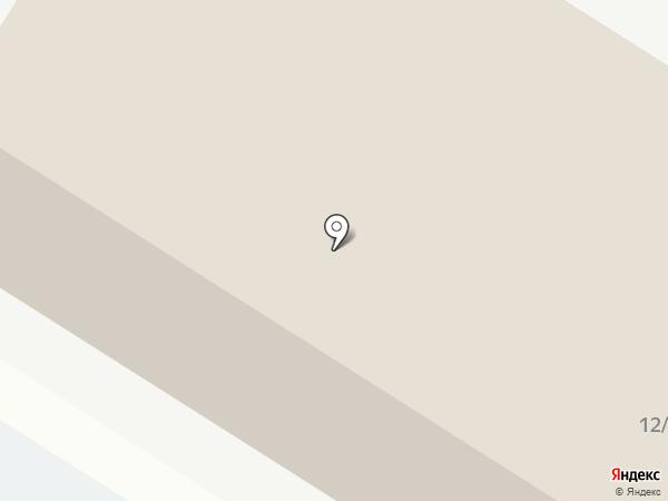 Банкомат, Национальный банк ТРАСТ на карте Нефтеюганска