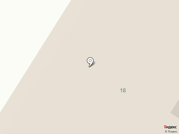 Шлюмберже Лоджелко Инк на карте Нефтеюганска