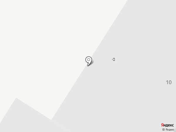 ЮТЭК-Нефтеюганск на карте Нефтеюганска