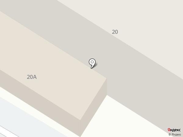 Живи красиво на карте Нефтеюганска