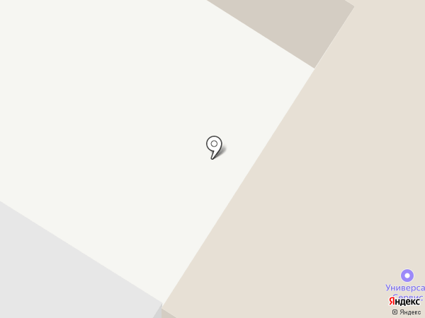 Универсал Сервис на карте Нефтеюганска