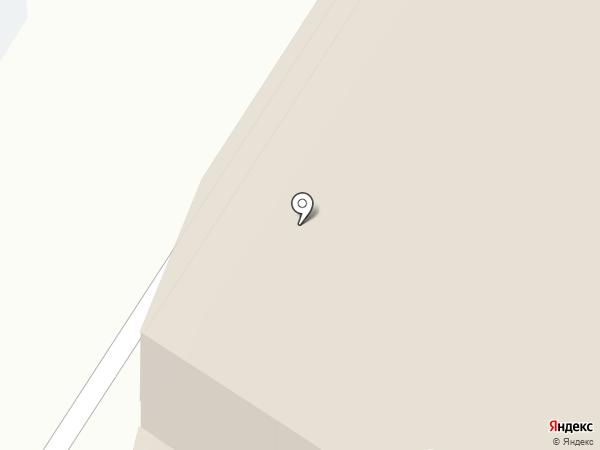 Стадион на карте Нефтеюганска