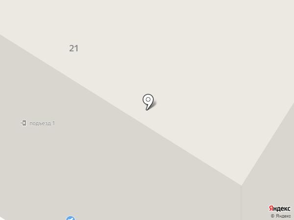 Идея фикс на карте Нефтеюганска