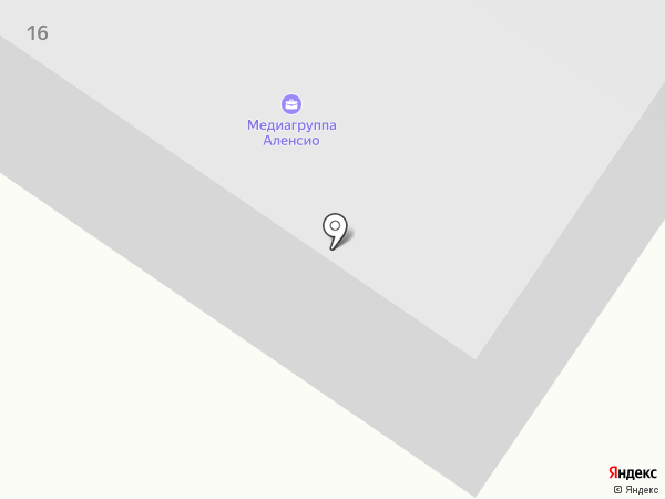 Милицейская волна, FM 87.9 на карте Нефтеюганска