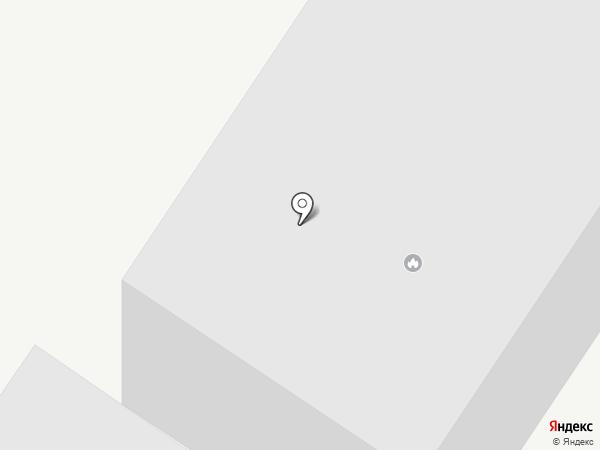 Центроспас-Югория на карте Нефтеюганска