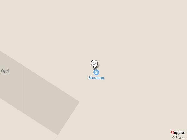 Магазин одежды для фитнеса и отдыха на карте Нефтеюганска