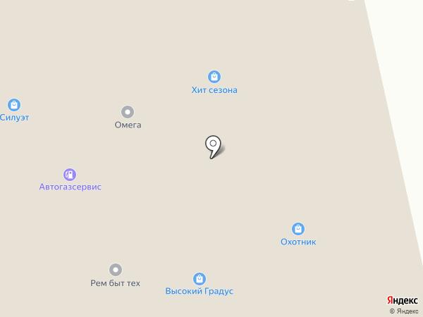 Премиум на карте Нефтеюганска