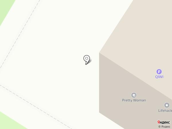 Lion на карте Нефтеюганска