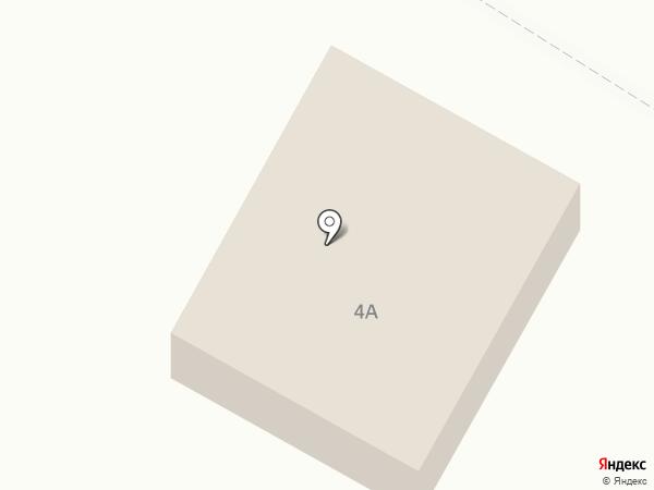 Сибиряк на карте Нефтеюганска