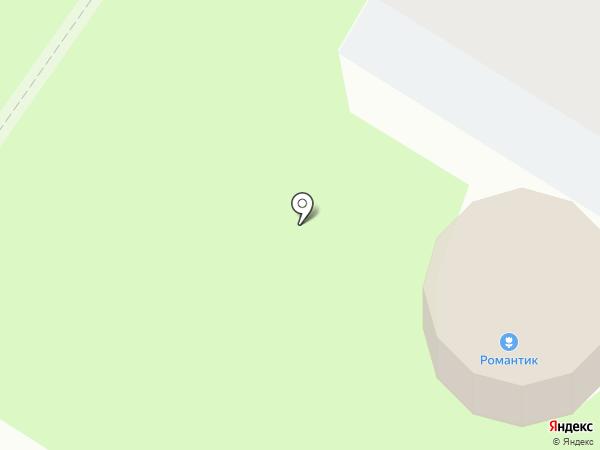Романтик на карте Нефтеюганска