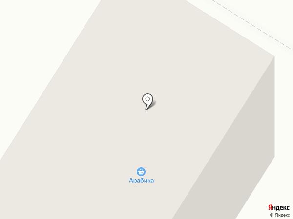 Розамаркет на карте Нефтеюганска
