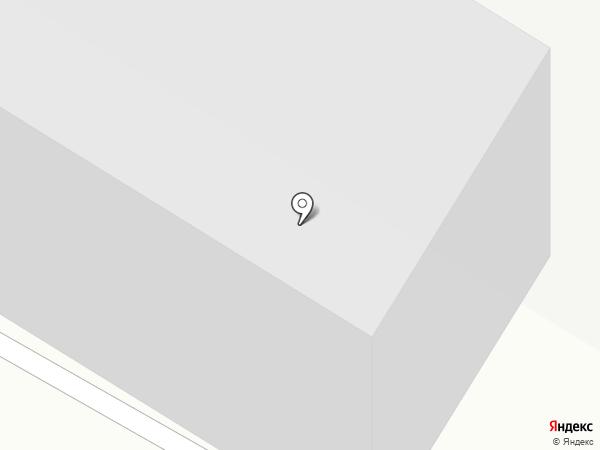 Мясной двор на карте Нефтеюганска