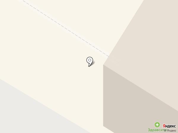 Ригла на карте Нефтеюганска